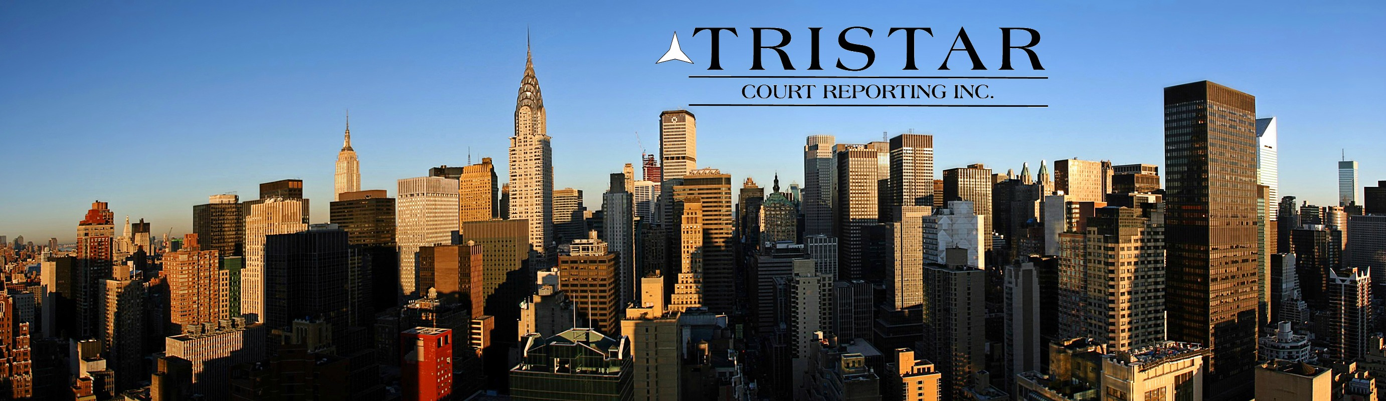Tristar Court Reporting